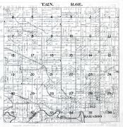 Township 12. N., Range 6 E. - Baraboo, Sauk County 1921